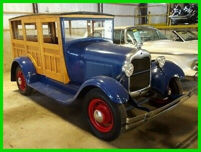 1929 Ford Other Model A Woody Wagon 1929 Ford Model A Woody Wagon