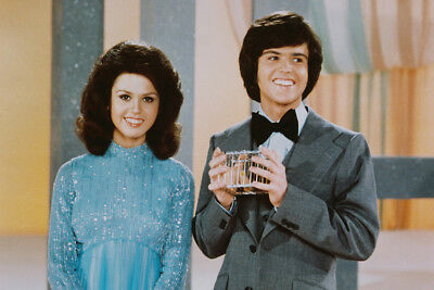 Donny Osmond And Marie Osmond Classic Donny And Marie Tv Show 24X36 Poster Print