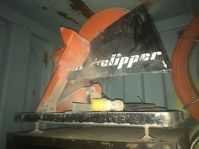 Norton Mini Clipper Brick Saw