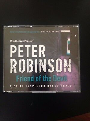 friend of the devil robinson peter