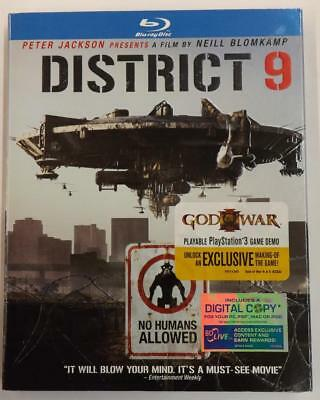 District 9 (Blu-ray Disc, 2009) ~144