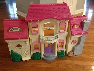 Fisher-Price Loving Family Dollhouse Doll House