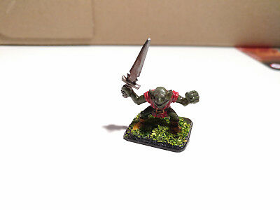 Hero Quest Goblins bemalt (Warhammer Quest, Dungeon Saga)
