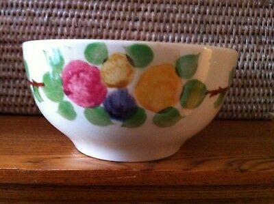 Vintage Ridgways Bedford Ware California 6962 Hand Painted Bowl