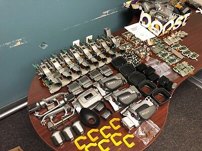Sony DCR-VX1000  LOT  All For Parts or Repair Unloading ALL