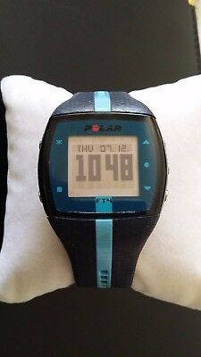 Polar Ft4 Heart Rate Monitor Blue Watch