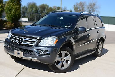 2011 Mercedes Benz GL-Class Picture Art Image Photo...Pic of CAR Only!