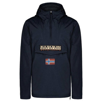 Ns. 125143 Napapijri Rainforest 14 Blu Marine 3Xl