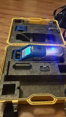 Spectra Trimble DG711 Precision Pipe Laser Kit