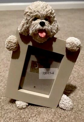 E&S Imports Inc. Bichon Frisée Picture Frame For Dog Lovers