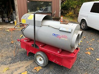Frost Fighter IDF 350 350,000BTU Oil/Diesel Heater