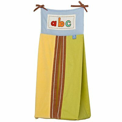 Living Textiles Play Date Collection Nappy Stacker