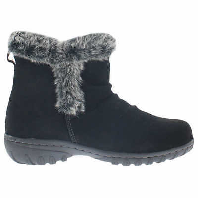 NEW Khombu Women's Lisa All Weather Boots Black
