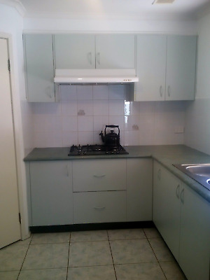 Used Kitchen - Must Sell- Light Green