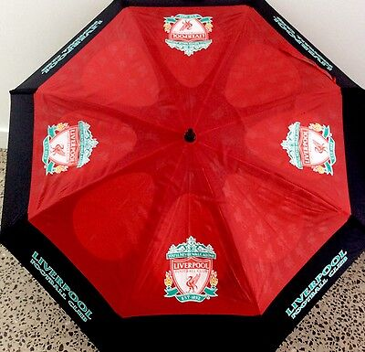 golf umbrella double canopy (Liverpool FC)
