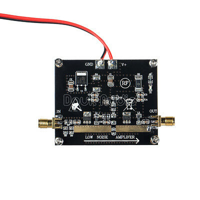 Medium Power RF Amplifier Module HF-Verstärker 20M-1.5GHz 26dB Gain Power >0.5W