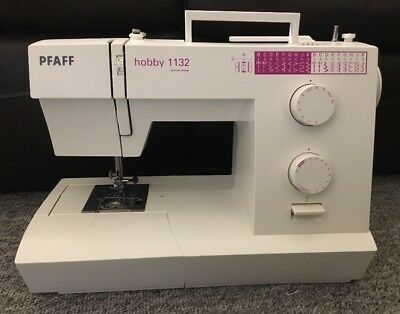 PFAFF Hobby 1132 Sewing Machine