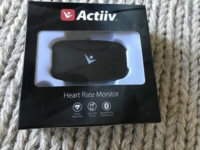 NEW Bluetooth HEART RATE MONITOR Activ