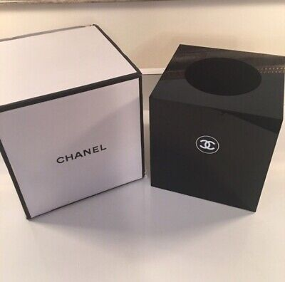 Chanel Insulated Water Bottle VIP Gift | BLACK & WHITE | BLACK & GOLD