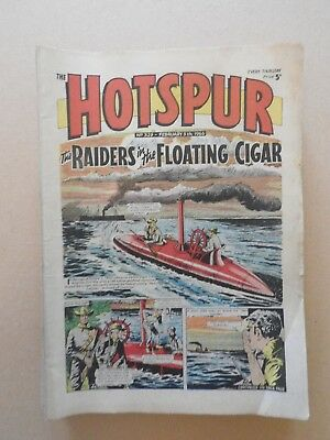 The Hotspur comic x 21 consecutive issues from 1966