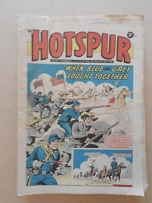 The Hotspur comic x 18 from 1969/70