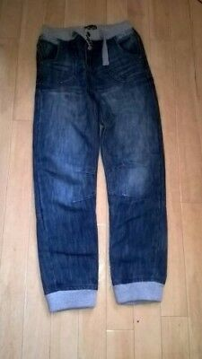 boys jeans ' no fear; age 11 -12 years