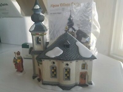 dept 56 alpine village series
