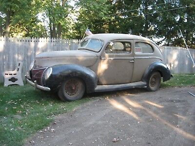 1939 Ford Other  1939 Ford 2 Door Deluxe Sedan