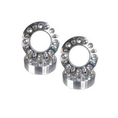 Front and Rear Set of Two Wheel Spacers fits 04-17 F-250 Super Duty F-350 Super