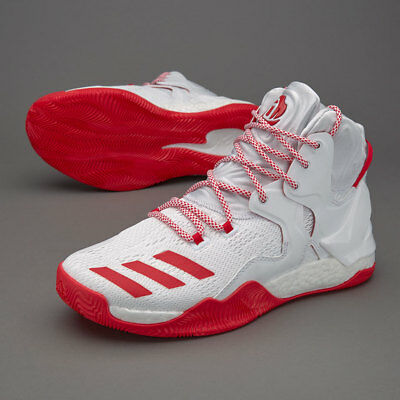 finest selection de6b7 43b44 Adidas D Rose 7 Boost Mens Basketball Shoes Uk 10.5 Eur 45 1 3 Trainers