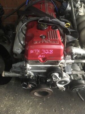 Ford Falcon Au Xr6 Engine / Motor 4 Ltr Non Vct