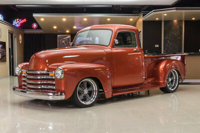 1948 Chevrolet Other Pickups 5 Window Pickup Frame Off, Custom Build! GM 383 V8, Automatic, A/C, PS, PB, Heidts, 4-Wheel Disc