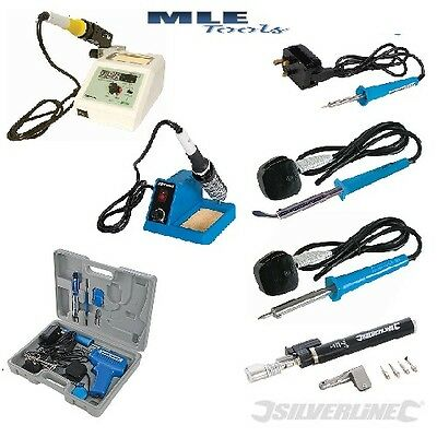 Soldering Iron 15 25 40 48 60 100W station Stand Gas Electric Battery
