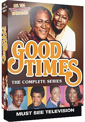 Good Times ALL EPISODES Seasons Complete DVD Set Collection Lot Series TV Show 1