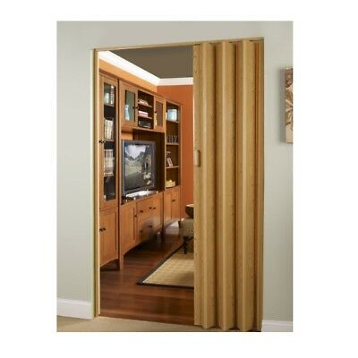 FOLDING DOOR ROOM Divider Accordion Multi Fold Panel Collapsible ...