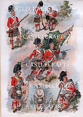 79th Regiment of Foot (Cameron Highlanders).