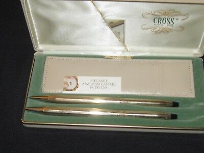 Cross Classic Century Ballpoint Pen and Pencil Set
