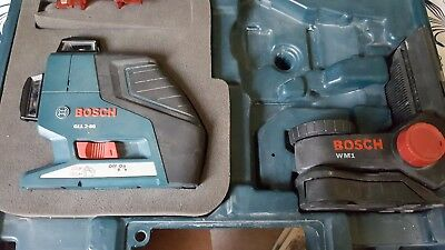 Bosch GLL-2-80 - 360 Dual-Plane Leveling and Alignment-Line Laser