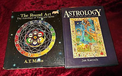 "L@@k!""new Age"" ""astrology"" H/b Book Lot- Bj47"