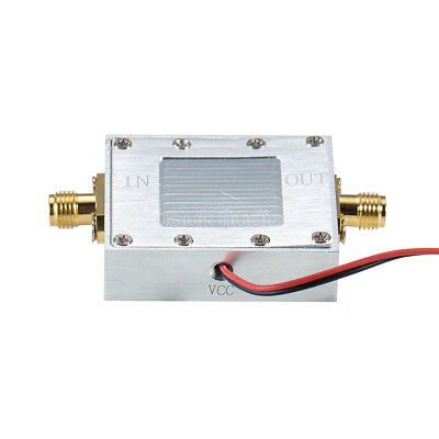 RF Amplifier Module With Case DC-1GHz High Linearity In-Band <1.5dB Current 90mA