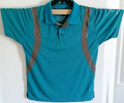 Las Vegas Polo Shirt M-Resort & Casino ( tagless Size LARGE ) ~ NEW in PACKAGE ~