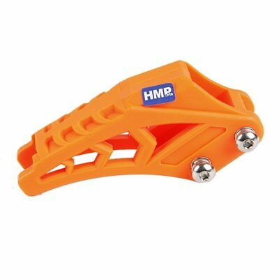 hmparts ATV QUAD PIT BIKE DIRT BIKE CHAIN GUIDE 420/428 Orange