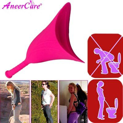urine funnel for women urinal portable female outdoor travel camping portable