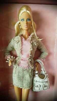 2005 Barbie Gold Label Model of the Moment Daria- shopping queen