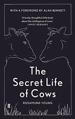 The Secret Life of Cows Hardcover