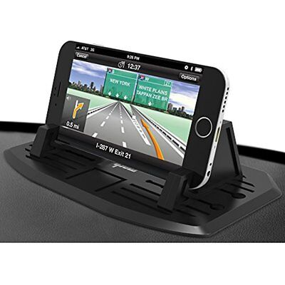 Car Silicone Pad Dash Mat Cell Phone Mount Holder Cradle Dock Smartphone Tablet