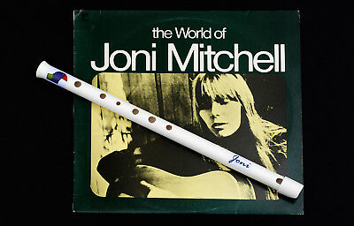 Joni, Alto-A Penny Whistle, handcrafted by Takahe Flutes