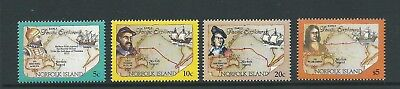 1994 Researchers and Explorers Set of 4 MUH/MNH As Issued Value Here