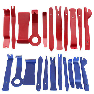 11* Car Body Auto Door Panel Console Dashboard Trim Removal Plastic Tool Set New