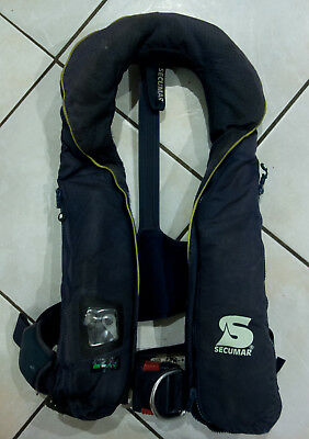 Secumar Survival 275 Harness Duo Protect - Automatic Offshore Lifejacket